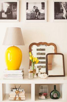 Lamp love.