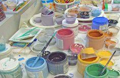 Clean up Procedures in the art room