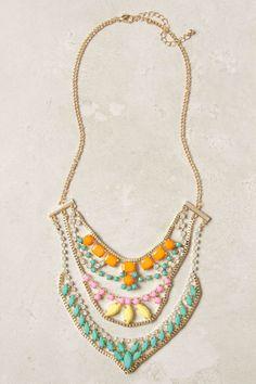 Sugar Coated Necklace - Anthropologie.com