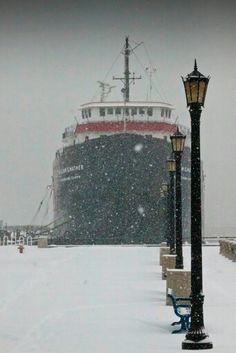 Great Lakes Ship!