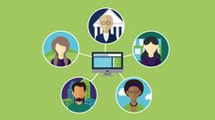 Six tips for awesome (and interesting) virtual team meetings. #virtualteams #meetings #projectmanagement