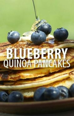 Dr Oz and dermatologist Dr Jeanine Downie talked about a great way to start your day with Quinoa. Use it instead of flour in Quinoa Blueberry Pancakes. http://www.recapo.com/dr-oz/dr-oz-recipes/dr-oz-best-quinoa-recipes-quinoa-blueberry-pancakes-recipe-for-skin/