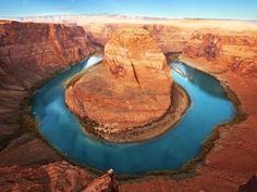 bucket list, horsesho bend, grandcanyon, arizona, bell pepper, place, shoe bend, hors shoe, grand canyon
