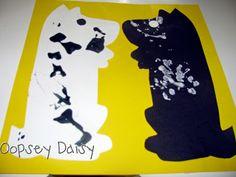 Harry the Dirty Dog Art Activity
