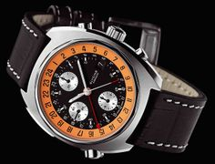 The Glycine Airman watch