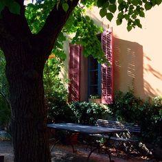 A window into #Cezanne's studio Aix en #Provence