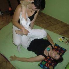 Thai massage Kjellerup Irina bryster