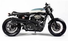 """CRD#21 """"The Stroke"""" HD XL 1200 Nightster"""