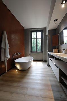 Montonate House Interior by Benedini & Partners