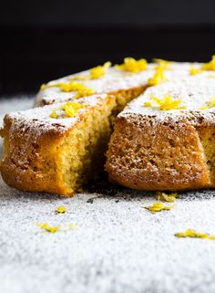Zesty Lemon Carrot Cake