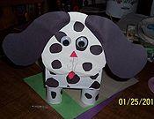 Puppy Valentines Box