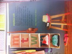 cloth organ, idea, kid schedule, babi, organ cloth, kids, kiddo, week, room