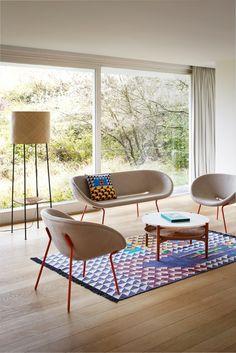 floor lamps, galleries, salon, living rooms, living room sets, pool, galleri sbensimon, la redout, design