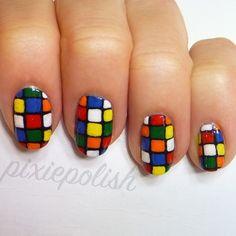 cute rubik's cube idea
