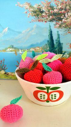 ingthings crochet apples