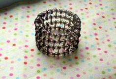 bicycl jewelri, chain bead, bike chain, beaded bracelets, bead project
