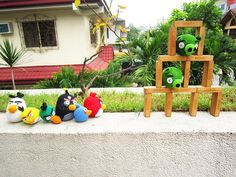 LOVE Angry Birds!