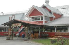 Cold Hollow Cider Mill-Waterbury Vermont