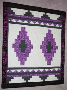Black Hills from Southwest Decoratives - picnic/ball game quilt for us