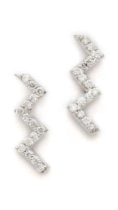 Shop now: Zigzag Earrings