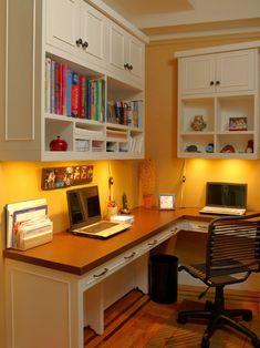 Casa nueva on pinterest corner fireplaces wardrobe for Disenos de oficinas en casa
