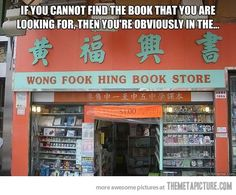 If you can't find that book…