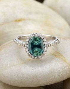 Beautiful Emerald Ring ღ