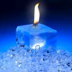 ice blue, centerpiec, candles, blue candl, bing imag, beauti candl, light, design, blues