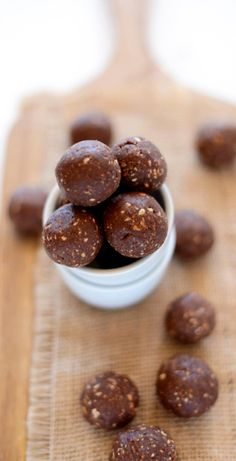 #peanut #butter #bonbons #yummy #delicious #truffles #chocolate