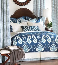 Luxury Bedding by Eastern Accents - Ceylon Collection