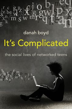 Technically this is based on a sociology study, but it's still very awesome and relevant. danah shares a much needed well-balanced perspective on how and why kids use social media. The differences between kids' and adults' expectations are very revealing.
