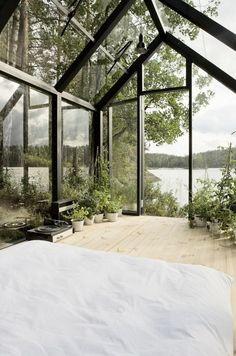 Home interior decor space view