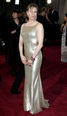 Oscars Worst Dressed: Renee Zellweger