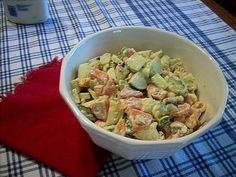 Sweet Potato & Cucumber Salad from The Eat Clean Diet by Tosca Reno.  Recipe