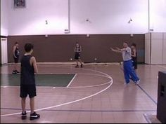 Motion Offense in Youth Basketball : Youth Basketball Motion Offense: St...