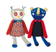Moulin Roty – European Stuffed Animal Toys – Les Popipops | Small for Big