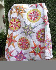 The Galaxy Quilt. It's gorgeous.