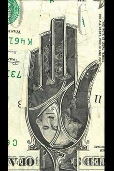 Mark Wagner's Currency Collages