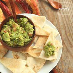 Spiced Guacamole – Spicely Organics