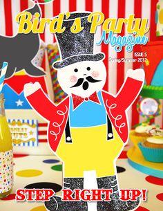 Bird's Party Magazine - Issue 5