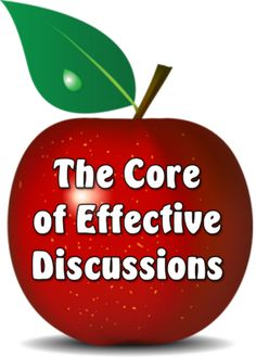 The Core of Effective Discussions - Learn tips for using the Think-Pair-Share and Talking Sticks discussion strategies along with standards-based discussion questions to help you  meet the reading CCSS