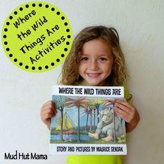 Where the Wild Things Are Activities - Mud Hut Mama