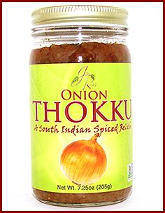 Onion Thokku from jaynross -- Used this on roasted squash and onions and it was so delicious!!!