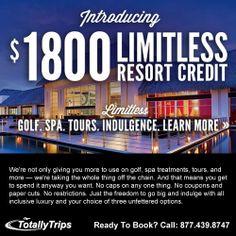 limitless resort credit manual