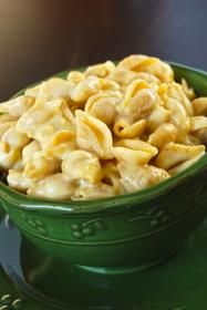 Healthy and Easy Mac and Cheese