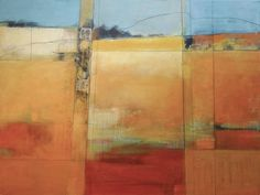 Karen Jacobs. MELANGE - 48x72 - Carol Robinson Gallery, New Orleans, LA