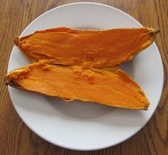 Did you know that you can cook sweet potatoes in a microwave?
