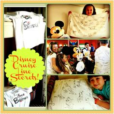 Disney Cruise Line Secrets! Hoping maybe in three years to make this happen :)