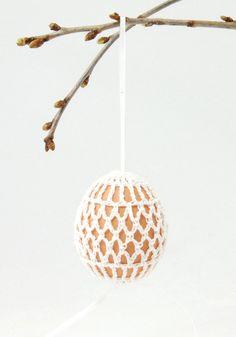 DIY Crochet Easter Egg Holder Pattern