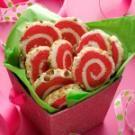 jello pistachio, pinwheel recip, pudding cake, cakes, pinwheels, christma treat, homes, pistachio dessert, cake recipes